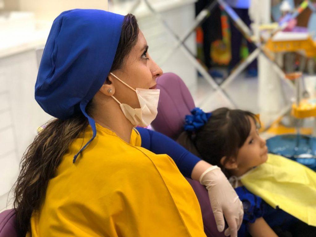 یونیت مخصوص کودکان در کلینیک دندانپزشکی دکتر نوشین نصیری