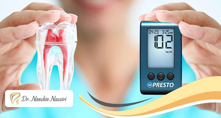 کاشت ایمپلنت دندان برای افراد دیابتی