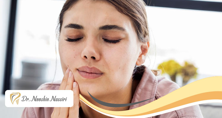 حساسیت به سرما و گرما و احساس درد دندان