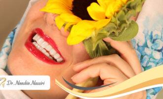 بهترین روش های اصلاح طرح لبخند