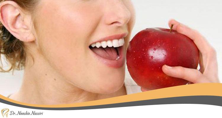 تغذیه سالم بعد از ایمپلنت دندان